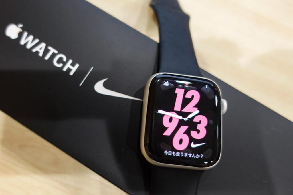 Apple Watch 6 & 5比較レビュー