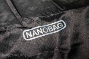 レビュー!NANOBAG 3.0は軽量コンパクトなおすすめエコバッグ