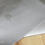 M1 MacBook Airにスキンシールを貼ってみた
