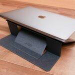 貼り付けないMOFT 非粘着式PCスタンドがMacBookにもiPadにも便利