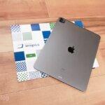 M1 iPad Proにおすすめのwraplusスキンシールは軽量薄型のケースと併用可能です